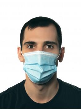 Санитарно-гигиеническая маска 18 руб / шт от 1000шт