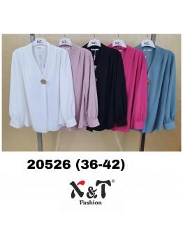 Блузки женские X&T Fashion 20526 (36-42)