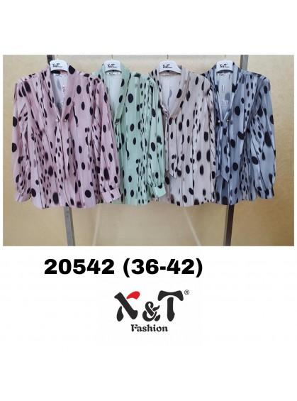 Блузки женские X&T Fashion 20542 (36-42)
